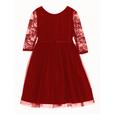 Red Holiday Dresses, Toddler Dresses