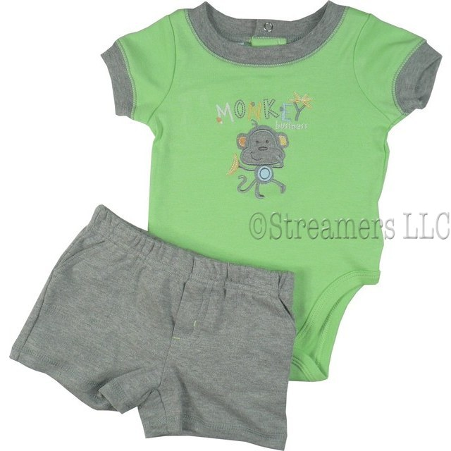 Baby Boy Clothes Baby Boy Short Set Baby Headquarters
