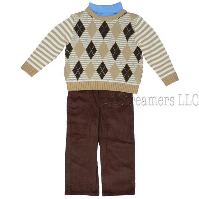 Toddler Boy Pant sets