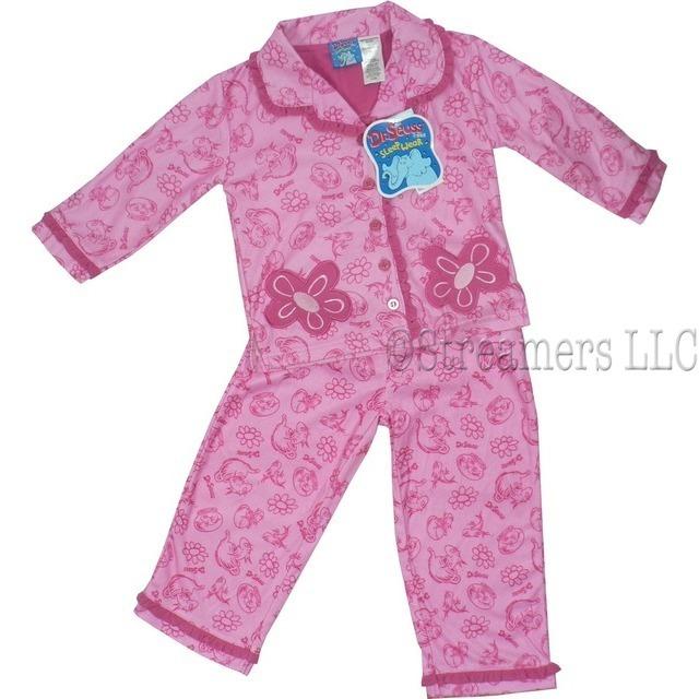Wholesale Girls Pajamas  Toddler & 4-6X