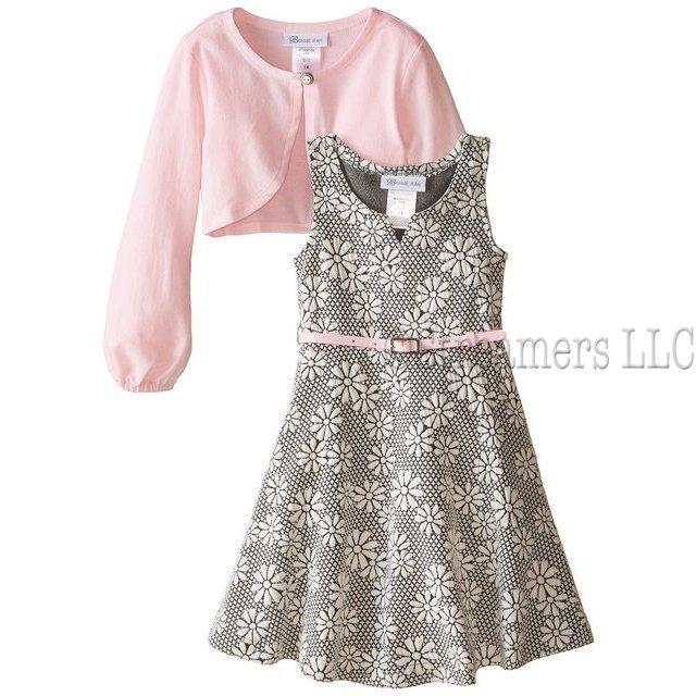 Girls Plus Size Dresses- Plus Size Clothing- Bonnie Jean