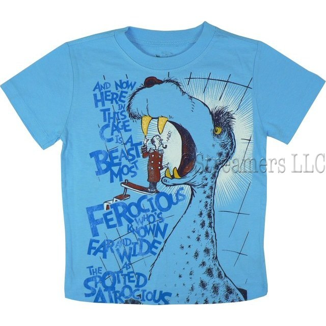 Dr. Seuss T-Shirts| Tees| Boys Tees