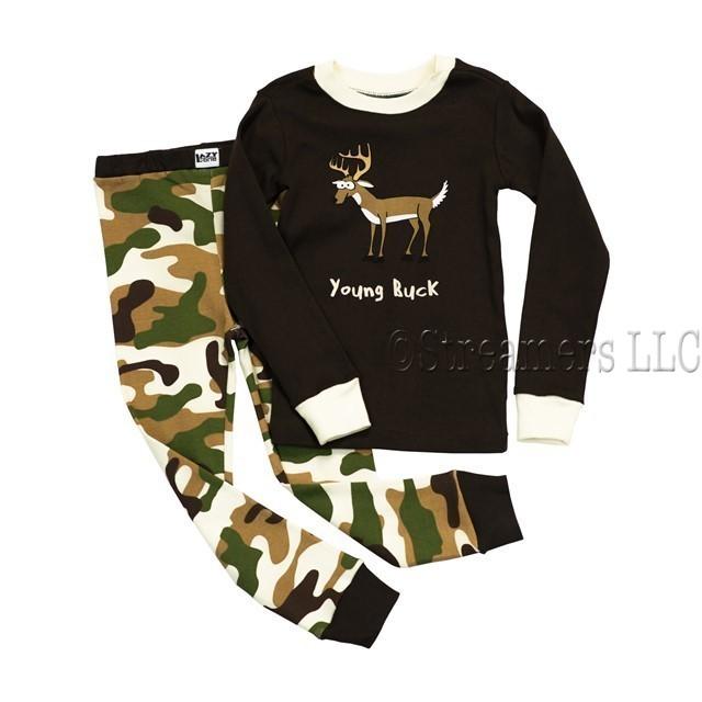 Boys Pajamas Clearance| Kids Pajamas| Camouflage Pajamas