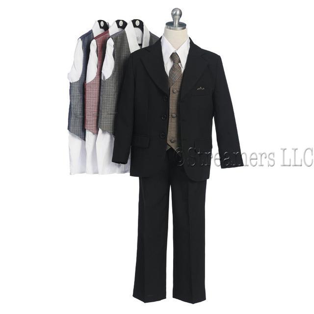 Toddler Boy Formal Wear,  Boys Suits by Sweet Kids - Fabulous Boy