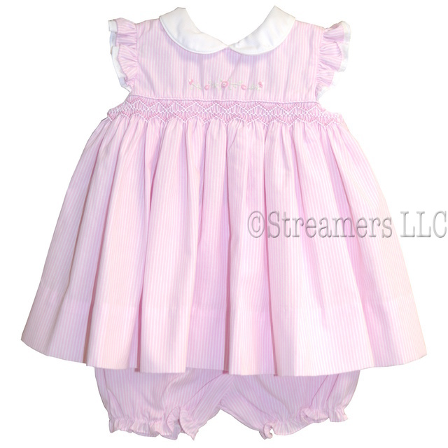 Petit Ami Smocked Clothes Baby Girl Dresses And Dress Sets