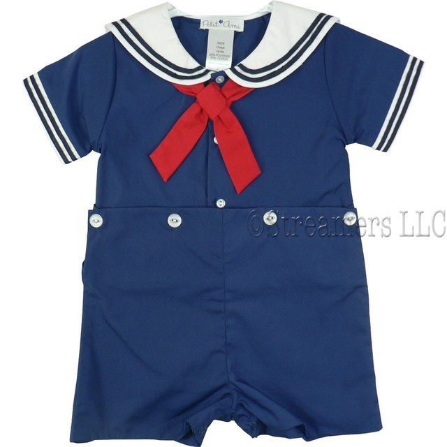 Wholesale Newborn Baby Boy Shortalls Pabb