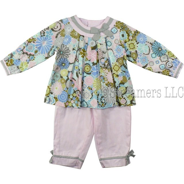 Petit Ami Baby Clothes Infant Toddler Clothes Smocked Clothes