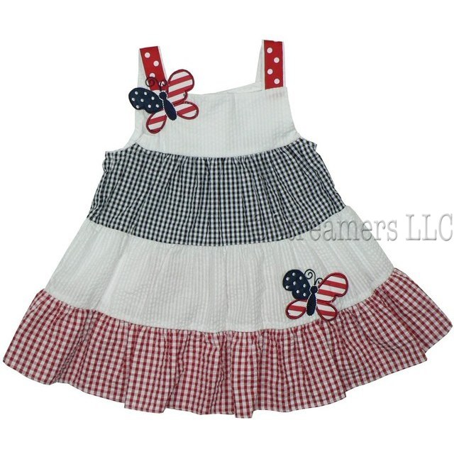 4th Of July Baby Clothes Baby Dresses Rare Editions