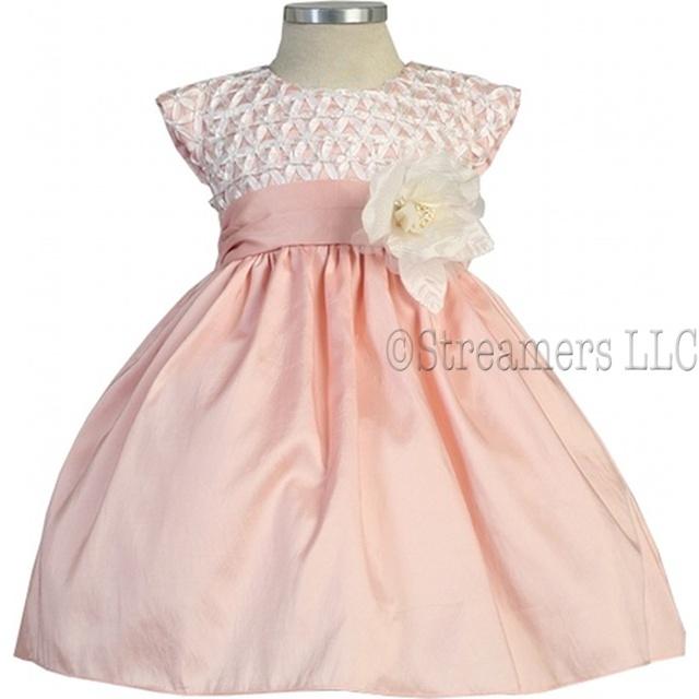 Infant Girl Dresses| Special Occasion Dresses| Pink Dresses