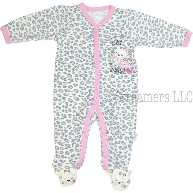 Wholesale Baby Clothes Clearance Baby Sleepers Layette