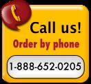 Call us - 1-888-652-0205