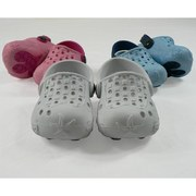 Baby Shoes, Adorable Baby Clogs in Three Colors with Cute Under the Sea Theme!  Available in Blue, Rose and White in 3/6 and 6/12 Months